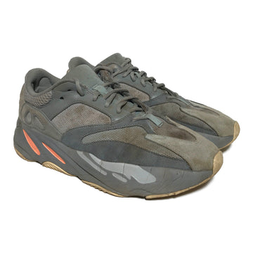 YEEZY/700/Low-Sneakers/US12/GRY/Cotton/Plain