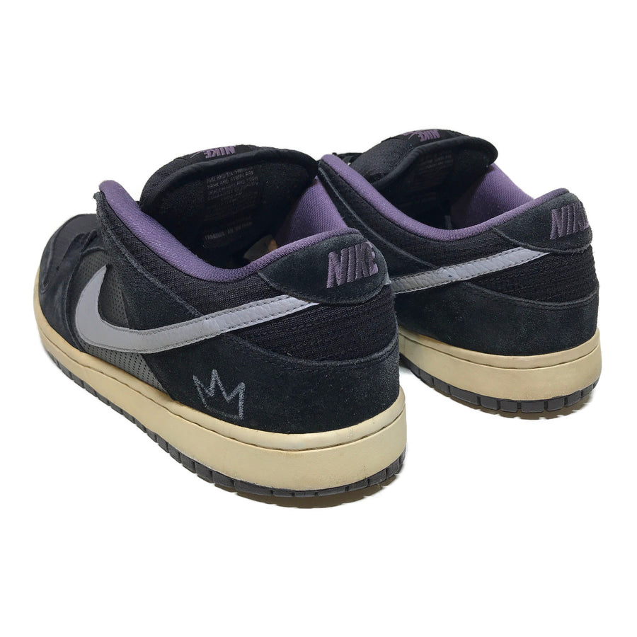 NIKE SB//Low-Sneakers/11.5/BLK/Others/Plain