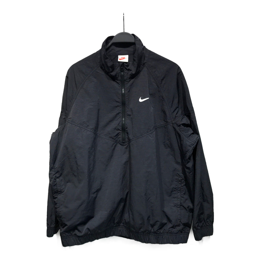 NIKE//Windbreaker/L/BLK/Nylon/Plain