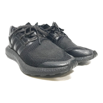 Adidas×Yohji Yamamoto(Y-3)//Low-Sneakers/US9.5/BLK/Others/Plain