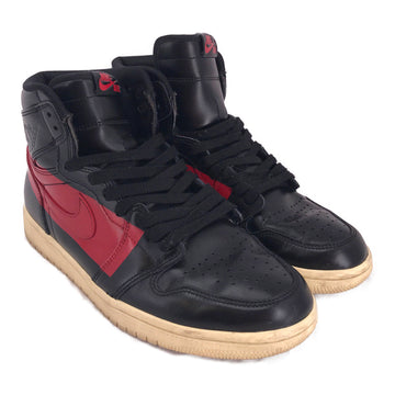 Jordan/1 RETRO HIGH OG DEFIANT /Hi-Sneakers/10/MLT/Leather/Plain