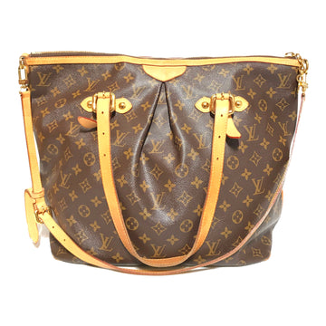 LOUIS VUITTON/PALERMO GM/Tote Bag//BRW/Others/Monogram