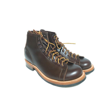 YUKETEN//Boots/US10/BRW/Leather/Plain