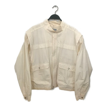Courreges//Jacket/F/WHT/Acrylic/Plain