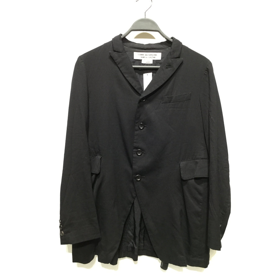 COMME des GARCONS/AD2012/Tailored Jacket/XS/Wool/BLK/rk-j001