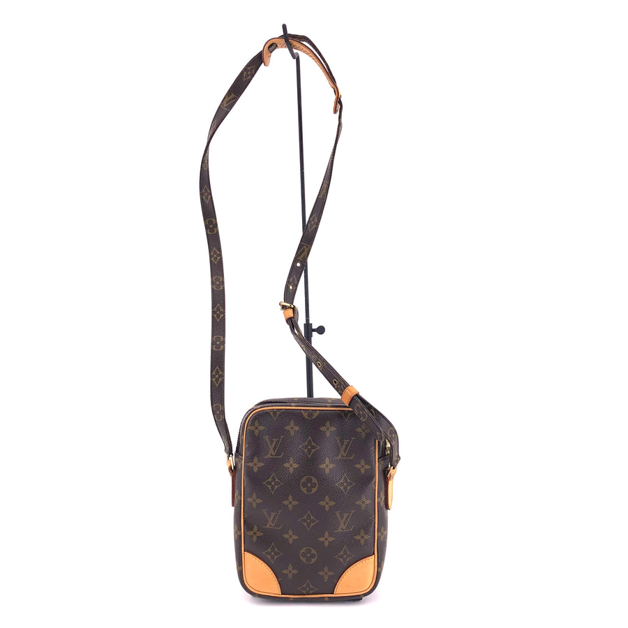 LOUIS VUITTON/Cross Body Bag/Monogram/Amazon/BRW/M45236