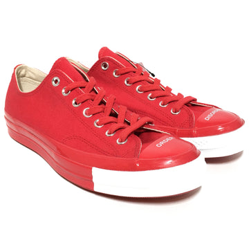 CONVERSE/US9 UNDERCOVER /Low-Sneakers/RED/Others/Plain