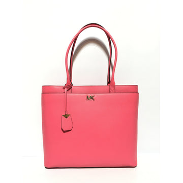 MICHAEL KORS/../Bag/PNK/Leather/Plain