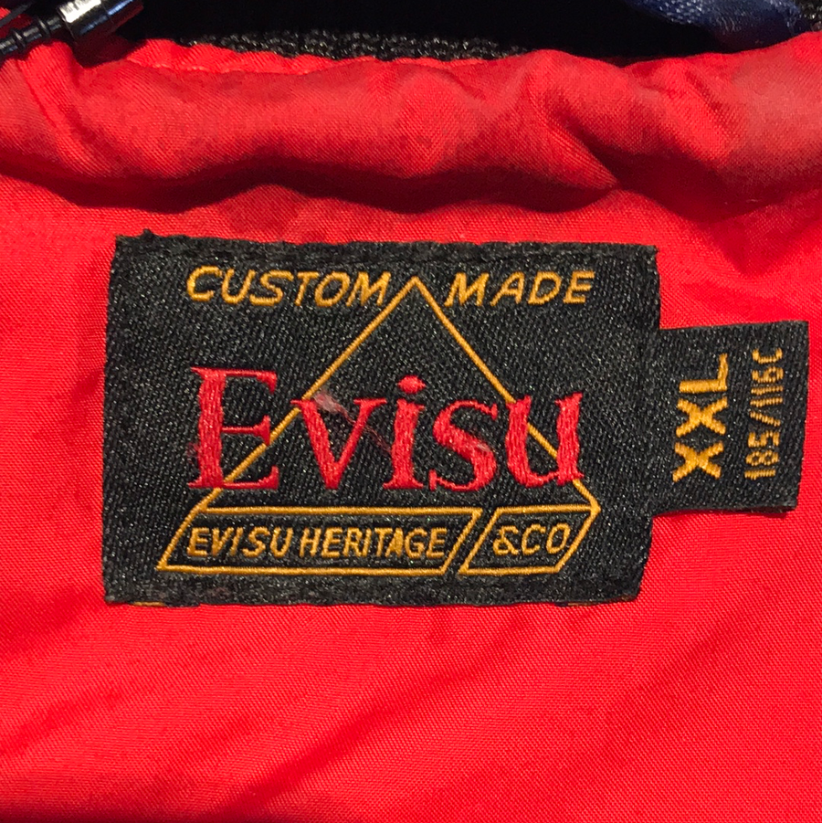 EVISU//Jacket/XXL/MLT/Others/Plain