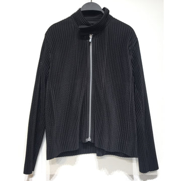 ISSEY MIYAKE MEN/2/Jacket/BLK/Others/Plain