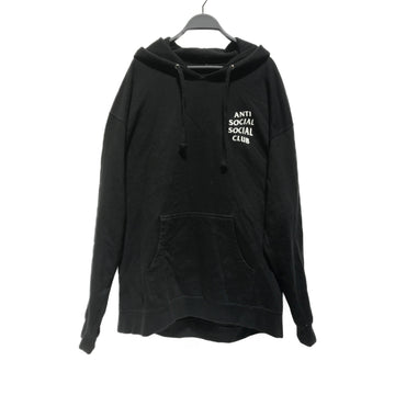 Anti Social Social Club//Hoodie/XXL/BLK/Cotton/Graphic
