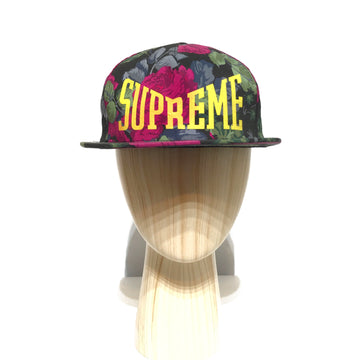 Supreme//Cap//MLT/Others/Floral Pattern