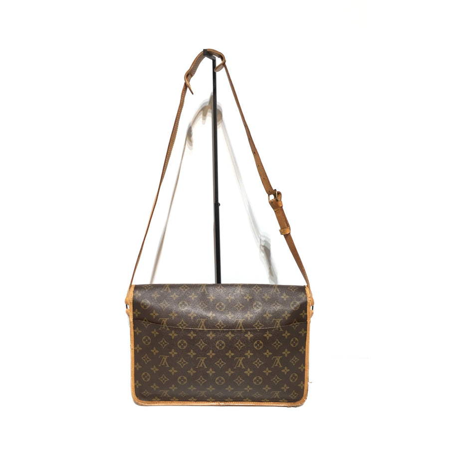 LOUIS VUITTON/GIBECIERE GM Monogram/M42249