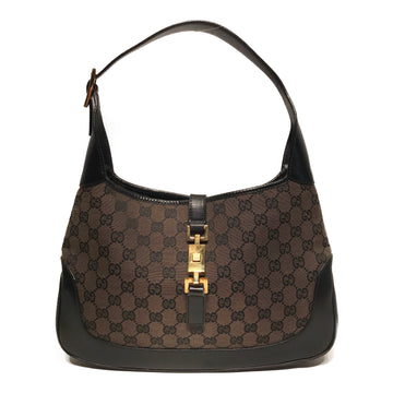 GUCCI/GUCCISIMA/Hand Bag//BRW/Cotton/Monogram