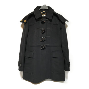 BURBERRY//Duffle Coat/10/BLK/Others/Plain