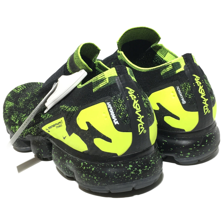 NIKE/Nike Air VaporMax Moc 2 Acronym Black/US10.5/Low-Sneakers/GRN/Others/Border