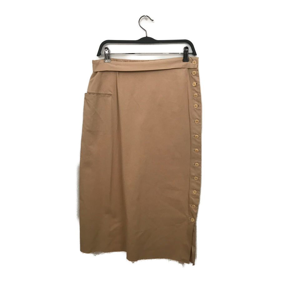 Ys/Long Skirt/2/Cotton/CML/YS-S01-051-1