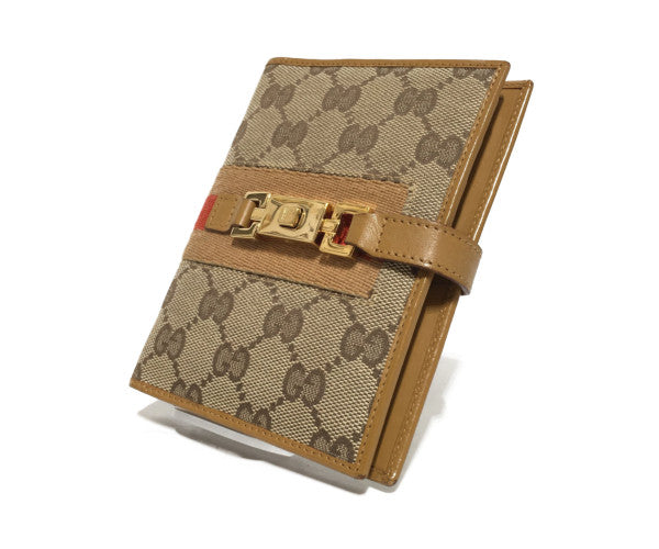 GUCCI/Organizer Cover/Canvas/CML