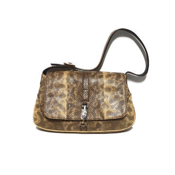GUCCI/SNAKESKIN/Bag//MLT/Others/Animal Pattern