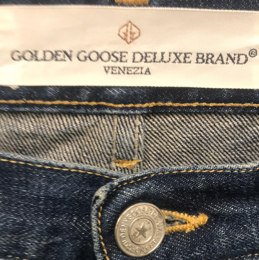 GOLDEN GOOSE/Pants/26/Denim/IDG
