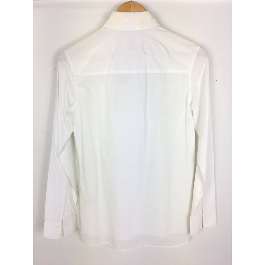 Ys/LS Blouse/2/cotton/WHT
