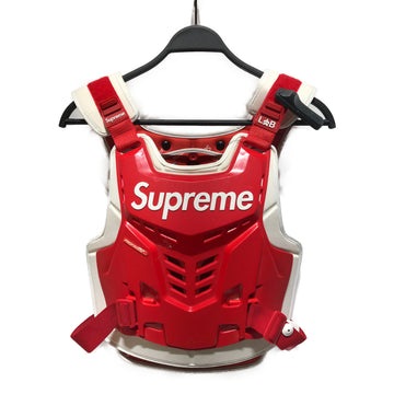 Supreme/FOX RACING PROFRAME ROOST DEFLECTOR/Vest/L/XL/RED/Others/Plain