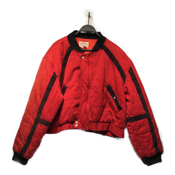 ARMANI EXCHANGE//Jacket/M/RED/Cotton/Plain