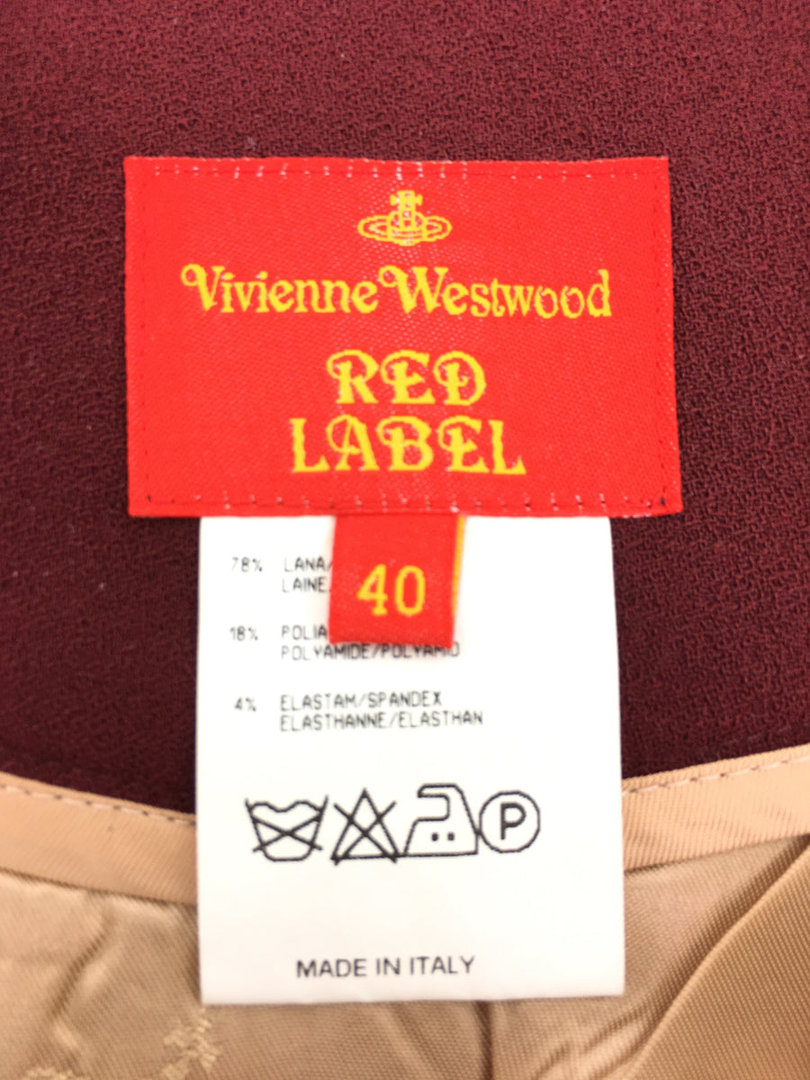 Vivienne Westwood RED LABEL/Skirt/40/wool/BRD