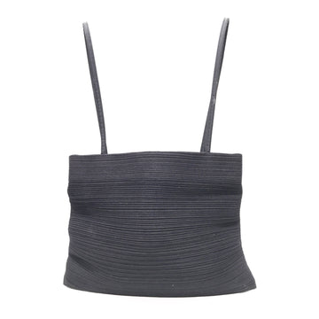 PLEATS PLEASE ISSEY MIYAKE//Tote Bag//BLK/Others/Plain