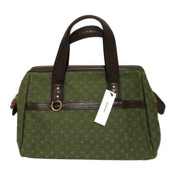 LOUIS VUITTON/YI0092/Hand Bag//KHK/Cotton/Monogram