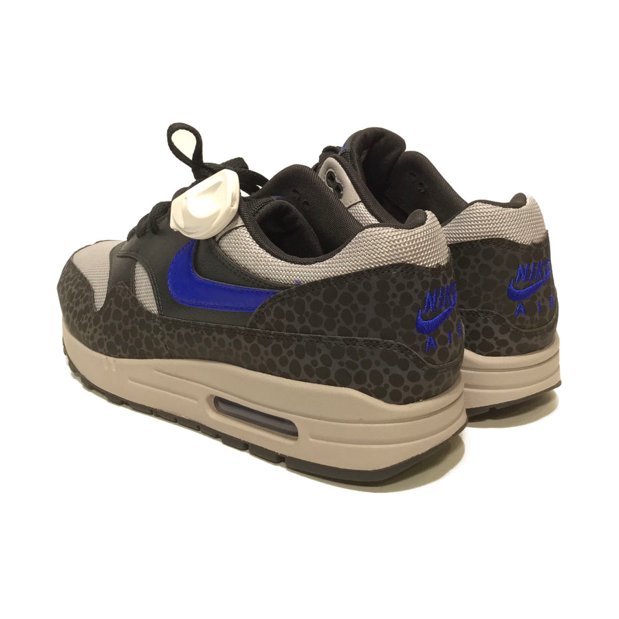 NIKE/AIR MAX 90 SAFARI/Low-Sneakers/11.5/GRY/Others/Plain