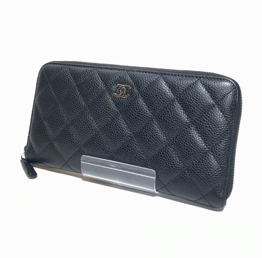 CHANEL/--/Long Wallet
