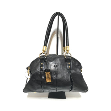 badgley mischka/GOLD/Hand Bag/BLK/Others/Plain