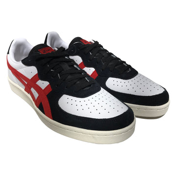 Onitsuka Tiger/GSM/Low-Sneakers/9/RED/Cotton/Plain