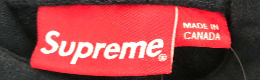 #Supreme/Hoodie/M/Cotton/NVY/All Over Print