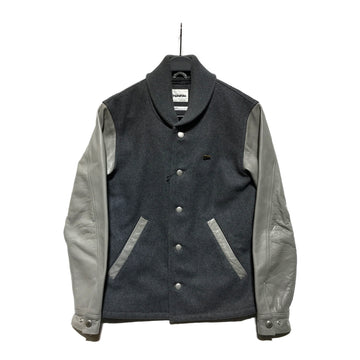 Original Fake//Jacket/1/GRY/Leather/Plain