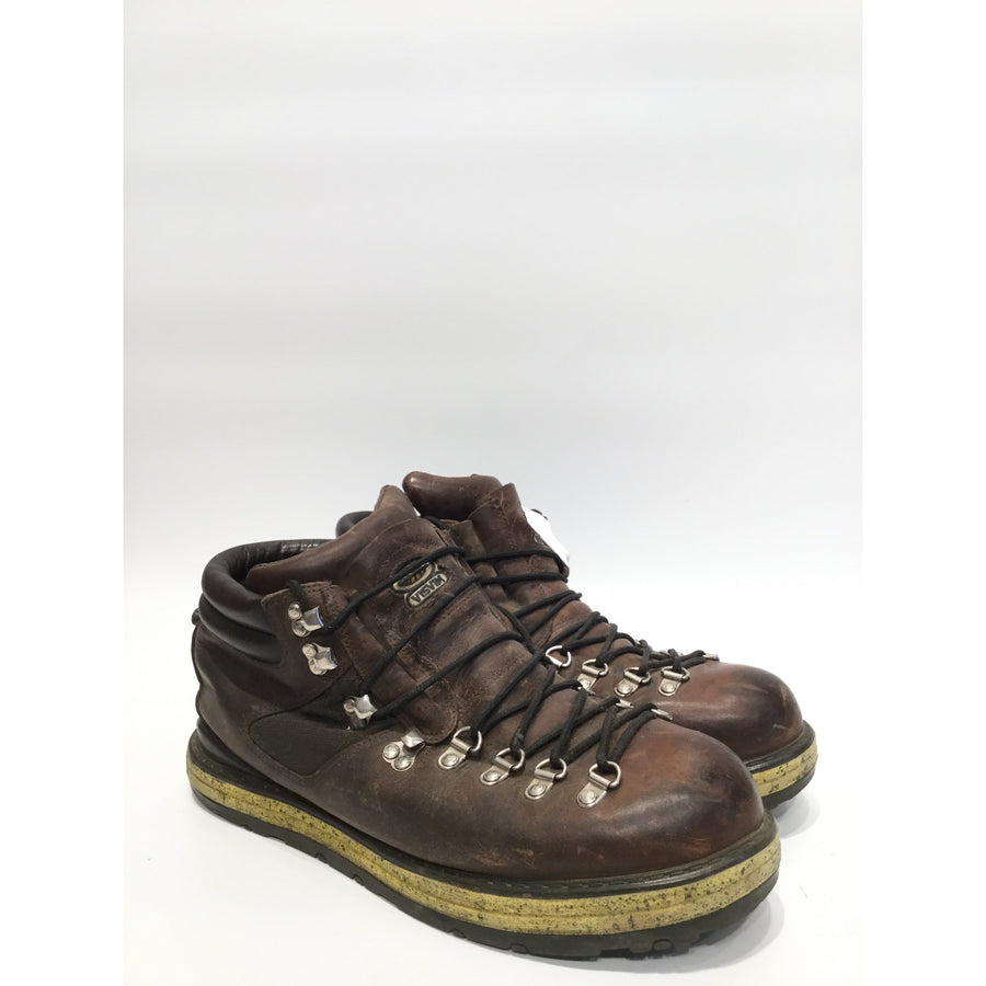visvim/Trekking Boots/US10/BRW/Leather