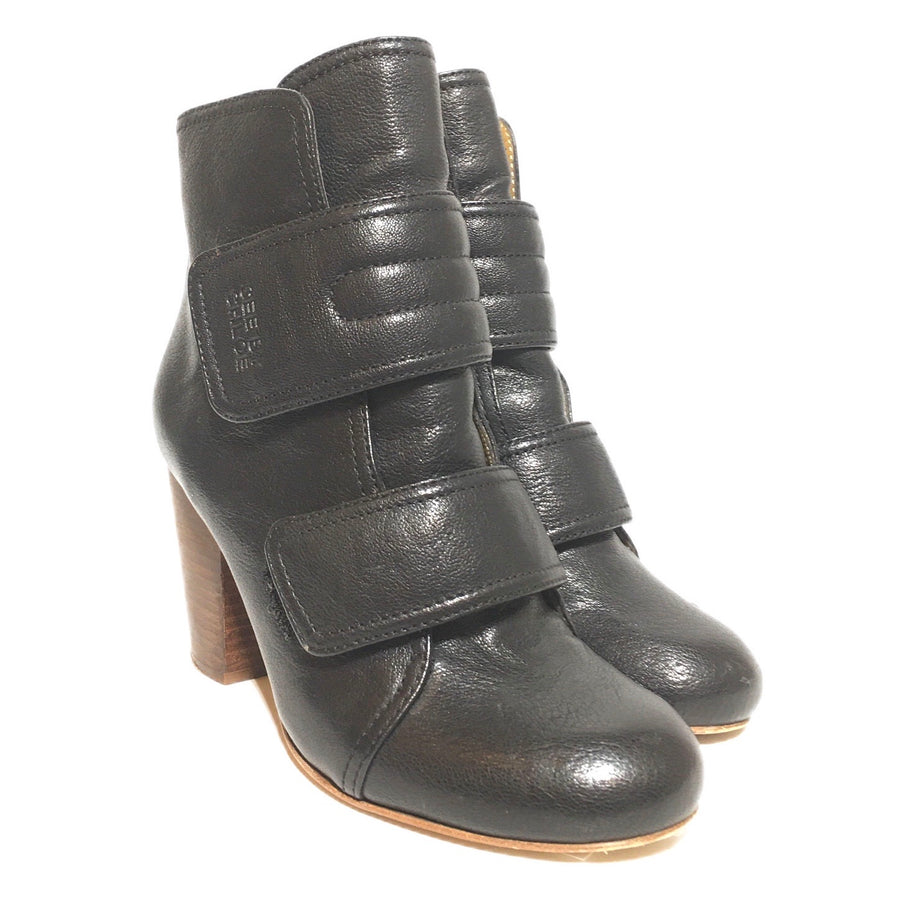 SEE BY CHLOE//Heels/EU36/BLK/Leather/Plain