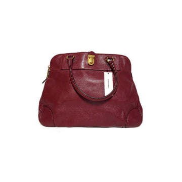 MARC JACOBS//Bag//RED/Leather/Plain