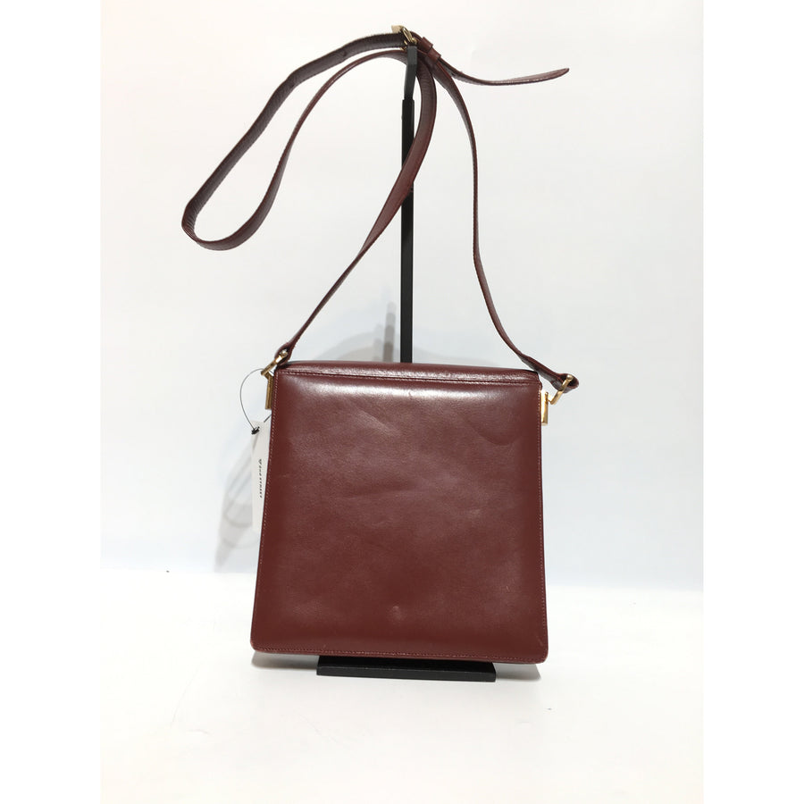 Cartier/Must Line/Shoulder Bag/Leather