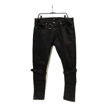 MR Completely//Skinny Pants/36/BLK/Denim/Plain