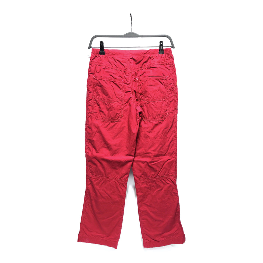 OILILY//Bottoms///RED/Polyester/Plain