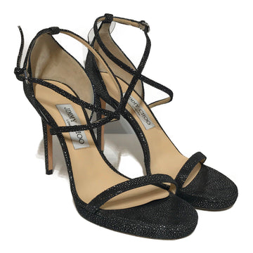 JIMMY CHOO//Heels/US8/GRY/Others/Plain