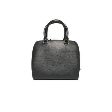 LOUIS VUITTON//Bag/BLK/Others/Plain