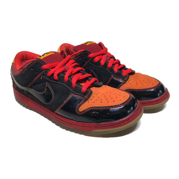 NIKE/DUNK /Low-Sneakers/10.5/BLK/Others/Plain