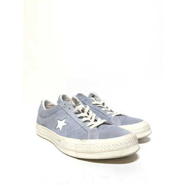 CONVERSE/US12/Low-Sneakers/BLU/Others/Plain