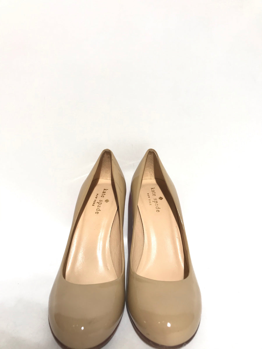 kate spade new york//Heels/US6.5/BEG/Others/Plain