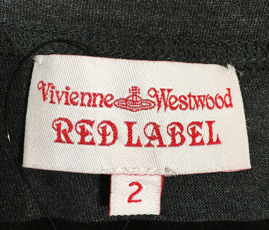 Vivienne Westwood RED LABEL/LST-Shirt/2/Cotton/GRY