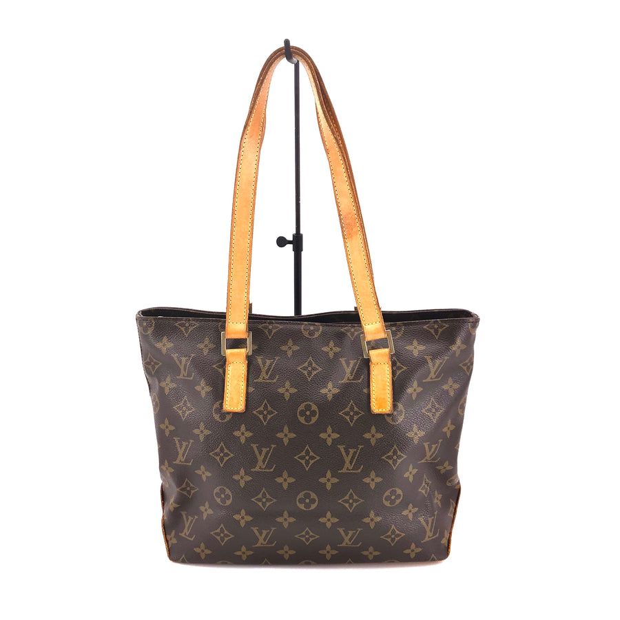 LOUIS VUITTON/Tote Bag/Cabas Piano/Monogram/BRW/M51148