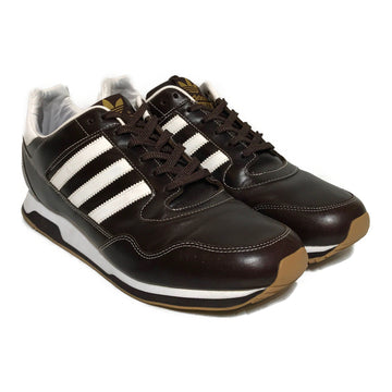 Adidas/CHOCOLATE LEATHER/Low-Sneakers/12/BRW/Leather/Plain